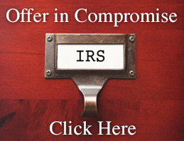 Offer in Compromise | IRS Tax Settlement